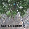 舒暢電剪電動果樹剪果樹修枝剪高枝剪加長杆 3