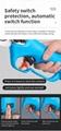 舒畅果树电动修枝剪,锂电剪刀,充电树枝剪,电动剪刀 15