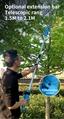 舒畅果树电动修枝剪,锂电剪刀,充电树枝剪,电动剪刀 9