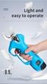 Electric pruning shear , cordless electric pruning scissor,pruner shear 8