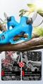 舒畅果树电动修枝剪,锂电剪刀,充电树枝剪,电动剪刀 7