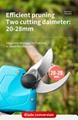 舒畅果树电动修枝剪,锂电剪刀,充电树枝剪,电动剪刀 11
