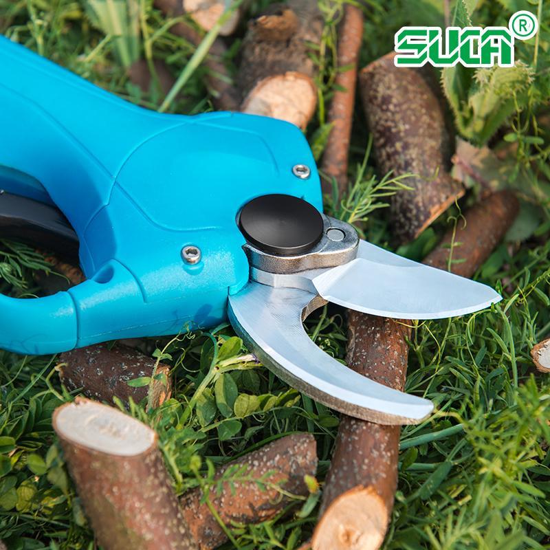 充電式電動剪刀果樹,電剪刀修剪樹枝果樹剪 4