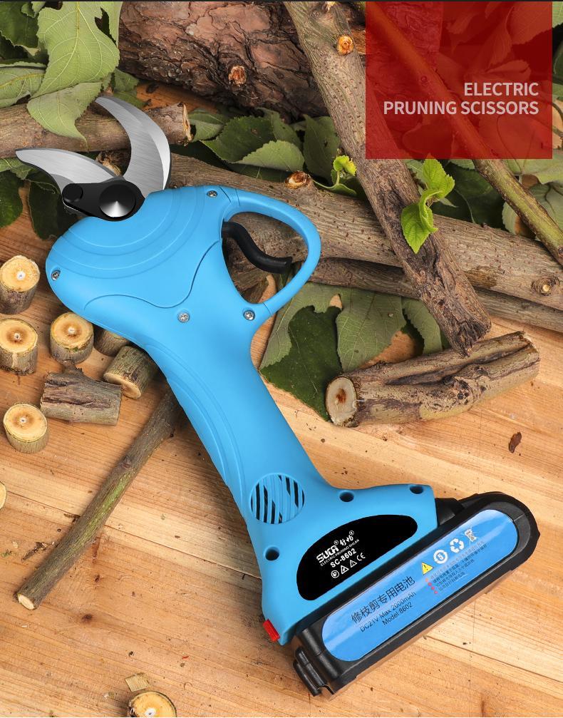 electric pruning shear ,  electric pruner, electric pruning scissors 11