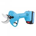 舒暢工廠電動修枝剪,鋰電動剪刀,無線充電樹枝剪,電動果樹剪刀 2