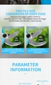 SUCA Electric Pruning Shears, Power  Pruner with Lithium Battery 10