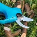 Electric vine pruning shears