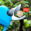 Electric scissors for pruning