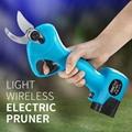 Electric garden scissors