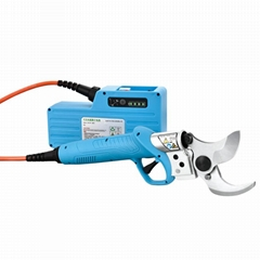 Electric pruning scissors