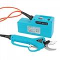 Electric branch scissors