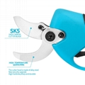 Electric scissors for trees