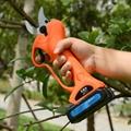 Cordless pruner cutter