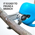 Electric hand pruners
