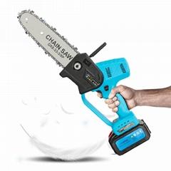 Lithium pruning saw