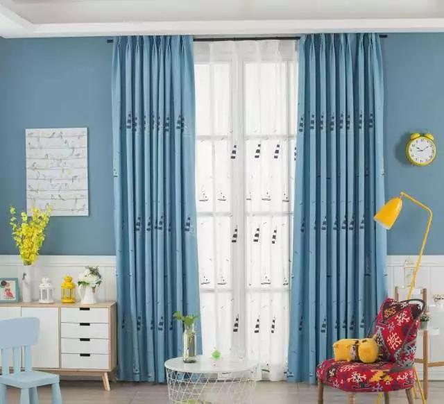 昆山安装窗帘 1