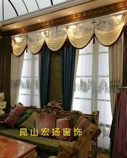 崑山窗帘布藝 2