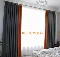 崑山定做窗帘安裝維修