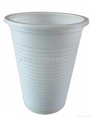 綠色環保可生物降解玉米澱粉一次性環保水杯170ml