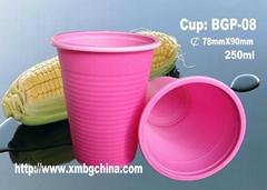 玉米淀粉绿色环保生物可降解水杯