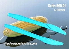 Biodegradable eco-friendly cutlery ,knife