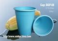 绿色环保可生物降解玉米淀粉水杯 5