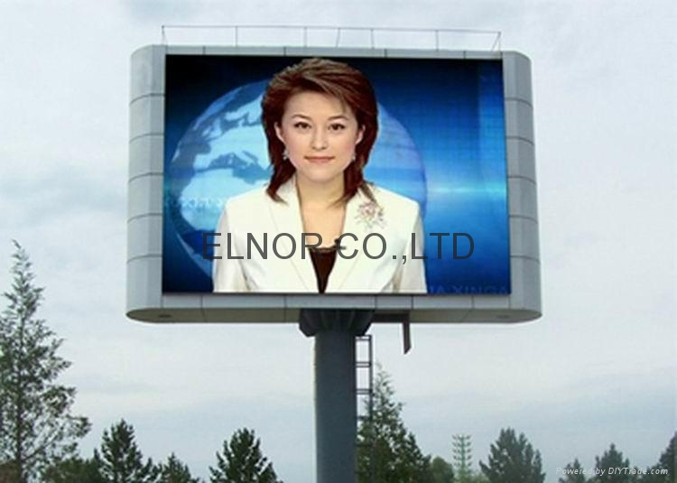 Indoor and outdoor full color giant LED Display screen leading manufacturer  3
