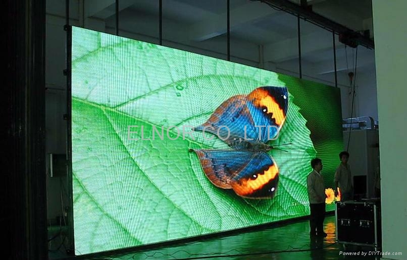 Indoor and outdoor full color giant LED Display screen leading manufacturer  4