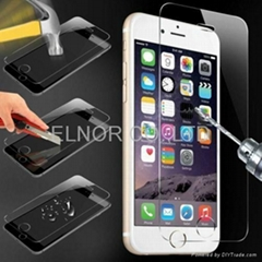 Tempered Glass Screen Protector Guard for  iPhone 6 and iPhone 6s