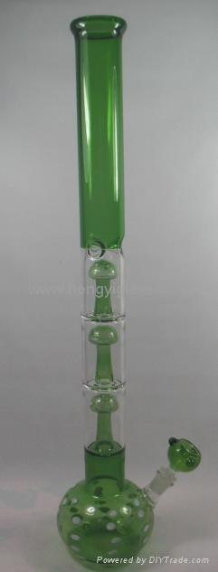 玻璃过滤水烟管 1