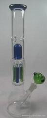 过滤玻璃水烟管