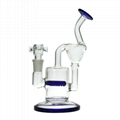 High-grade glass water pipe