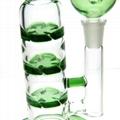 玻璃水煙壺 8