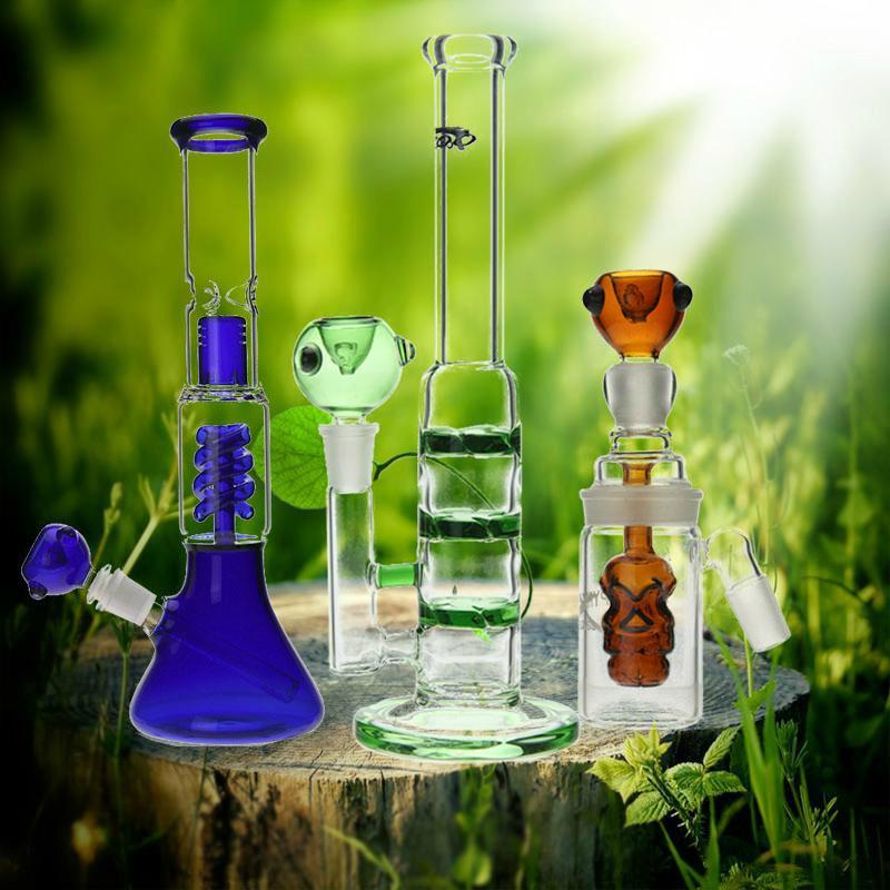玻璃水烟壶 1