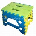 塑料折叠凳 2