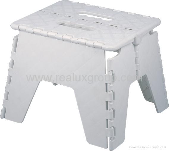 塑料折叠凳 3