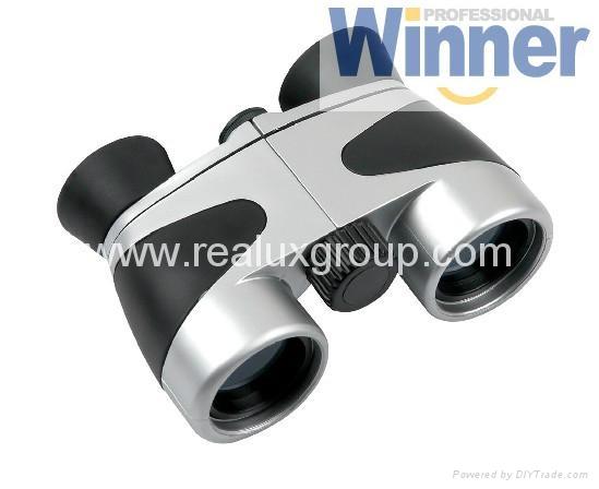 5X30玩具型望远镜(专为孩童用设计带安全扣挂绳) 3