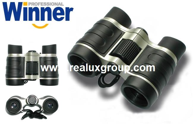 4X30玩具型望远镜(专为孩童用设计带安全扣挂绳) 2