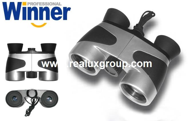 4X30玩具型望远镜(专为孩童用设计带安全扣挂绳) 1