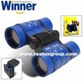 4X30玩具型望远镜(专为孩童用设计带安全扣挂绳) 4