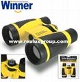 4X30玩具型望远镜(专为孩童用设计带安全扣挂绳) 5