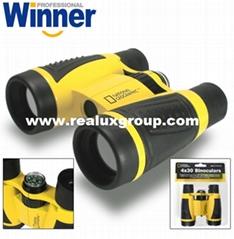 购买4X30促销型望远镜作为给孩子的礼物或赠品