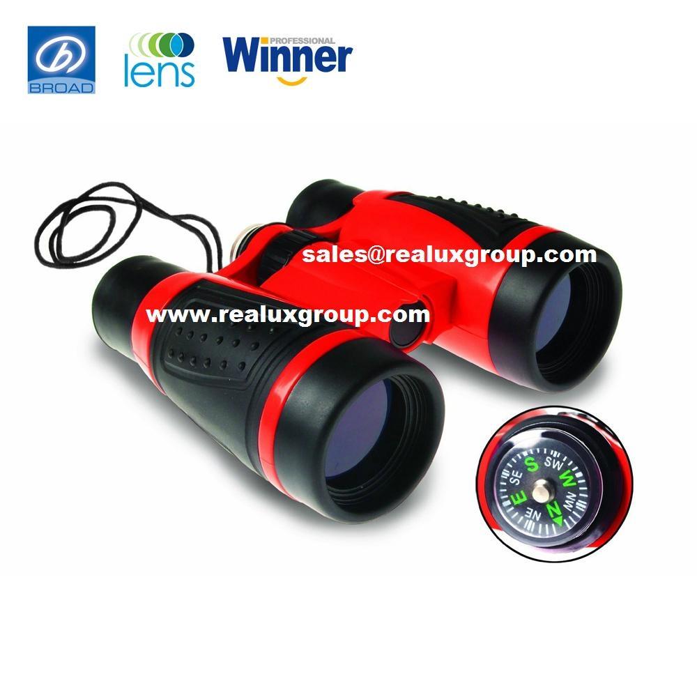 小型玩具望远镜(带指南针) 1