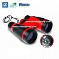 Mini Toy Binoculars with Compass