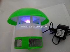 可充電型滅蚊器,帶蓄電池,斷電后能繼續工作的捕蚊器
