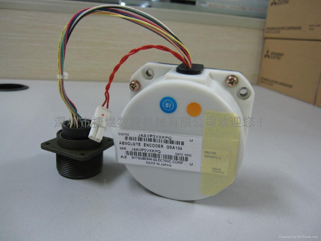 OSA104. 三菱编码器(全新原装) 2