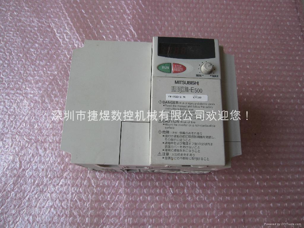 FR-E520-3.7K.三菱变频器 2