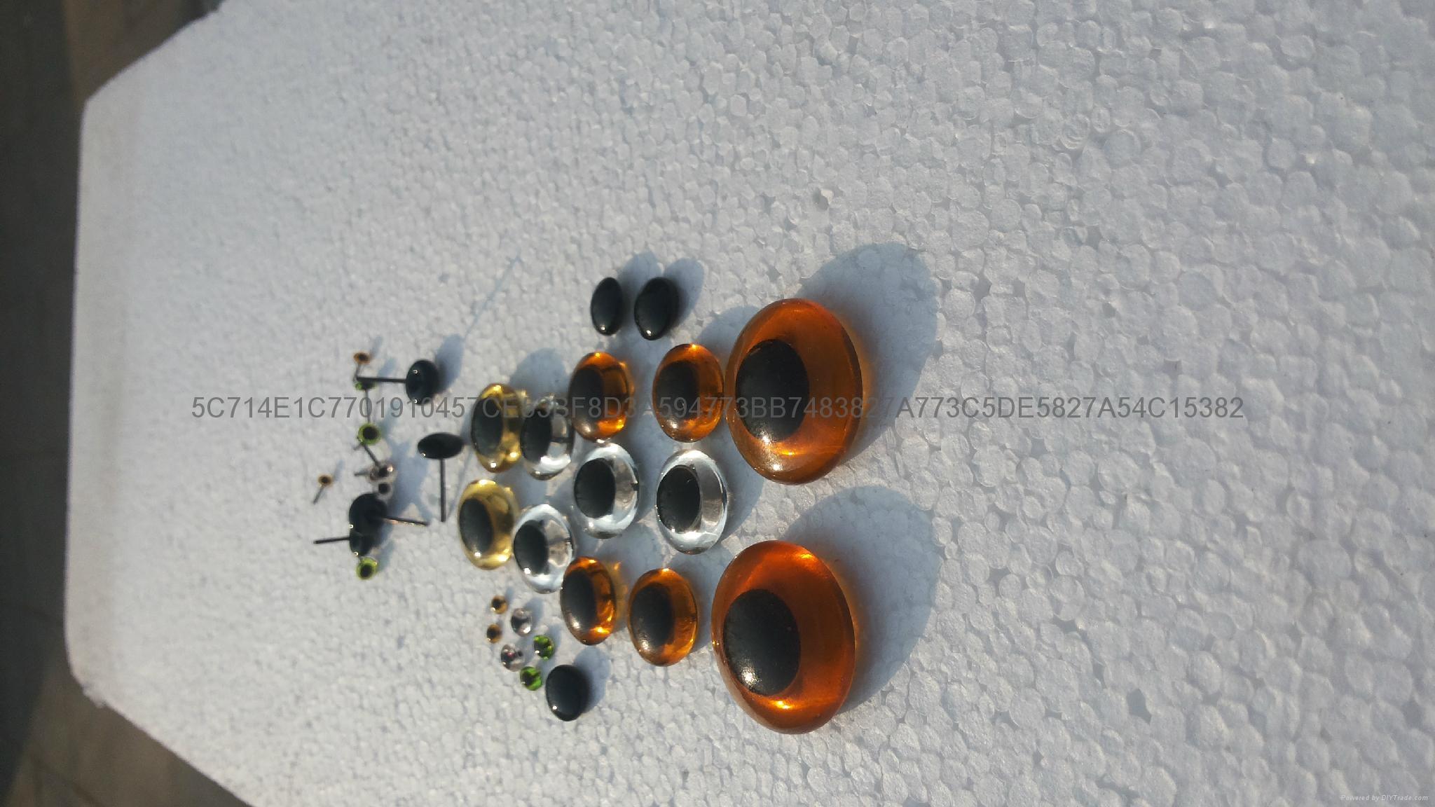 玩具眼玻璃眼睛树脂眼睛玩具配件 3