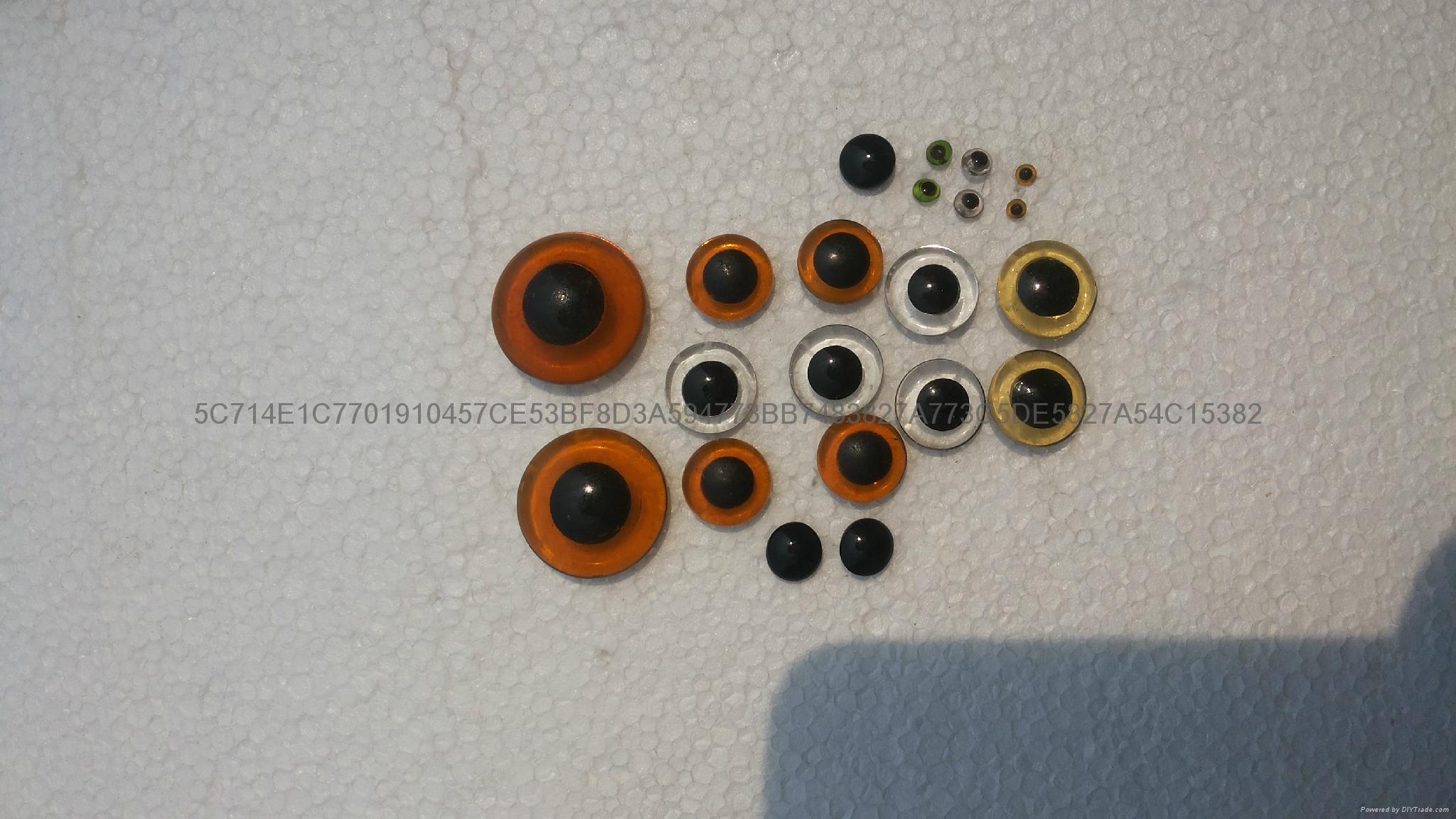 玩具眼玻璃眼睛樹脂眼睛玩具配件 2