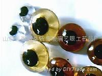 玩具眼玻璃眼睛树脂眼睛玩具配件 1